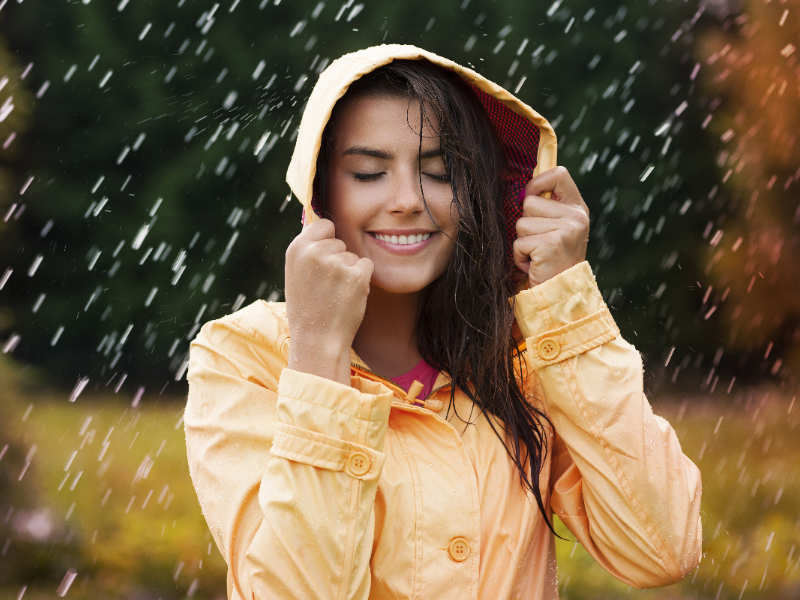 Tips to take care of your skin and hair in Monsoons